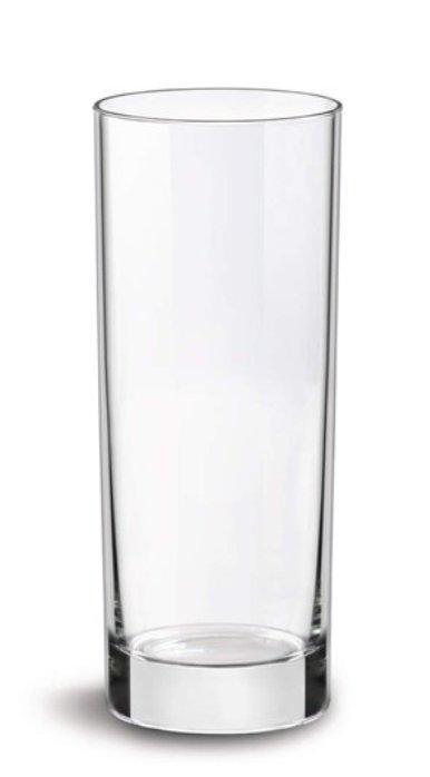 Reklamní sklenice Cora 280, reklamní sklenice, reklamní sklo, sklenice s potiskem, sklenice s logem, pískování do skla, barevné sklenice, barevné sklo